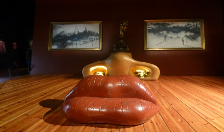 Dali Museum Face